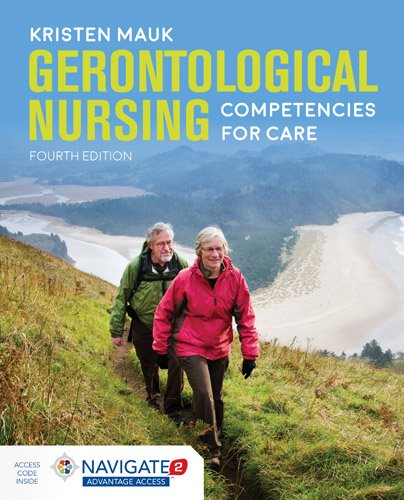 Gerontological Nursing Competencies for Care 4th 2018 (Revised) 9781284104479 Front Cover