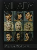 Milady Standard Cosmetology Practical Workbook:   2015 9781285769479 Front Cover