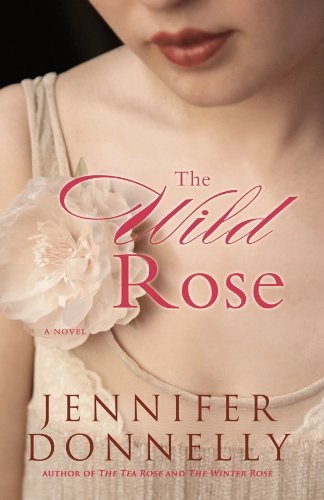 Wild Rose  N/A 9781401307479 Front Cover