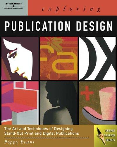 Exploring Publication Design   2006 9781401831479 Front Cover