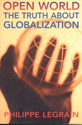 Open World The Truth about Globalization  2004 edition cover