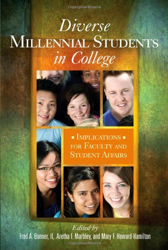 Diverse Millennial Students in College Implications for Faculty and Student Affairs  2011 edition cover