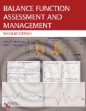 Balance Function Assessment and Management Second Edition  2nd 2015 (Revised) edition cover