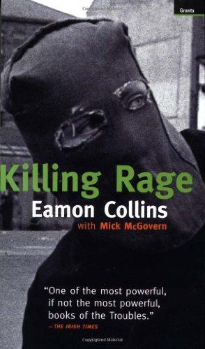 Killing Rage   1998 edition cover