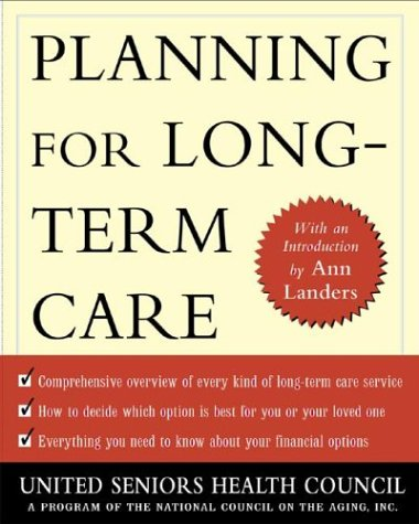 Planning for Long Term Care   2002 9780071398480 Front Cover