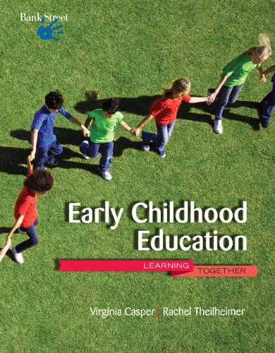 Early Childhood Education Learning Together  2010 edition cover