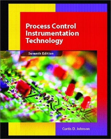Process Control Instrumentation Technology  7th 2003 9780130602480 Front Cover