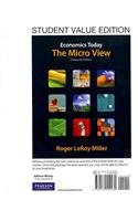 Economics Today The Micro View, Student Value Edition 16th 2012 edition cover