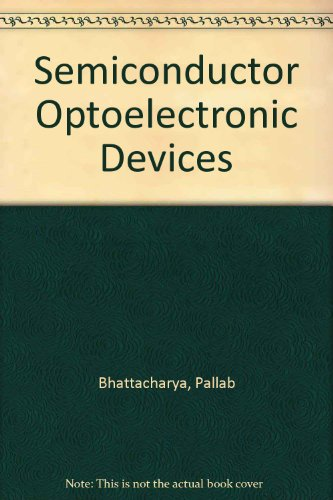Semiconductor Optoelectronic Devices N/A 9780138057480 Front Cover