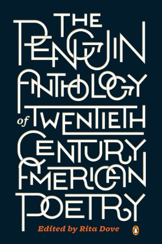 Penguin Anthology of Twentieth-Century American Poetry  N/A edition cover