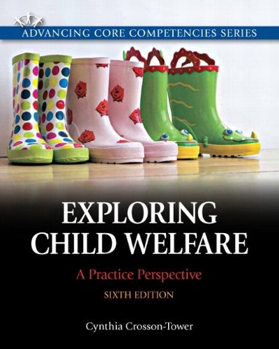 Exploring Child Welfare A Practice Perspective 6th 2013 edition cover
