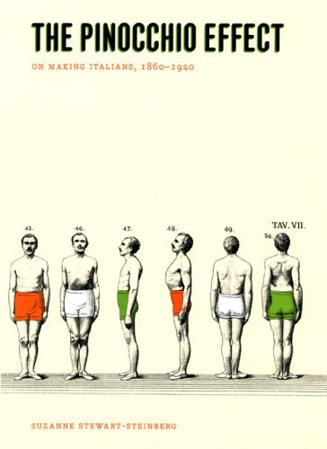 Pinocchio Effect On Making Italians, 1860-1920  2007 9780226774480 Front Cover