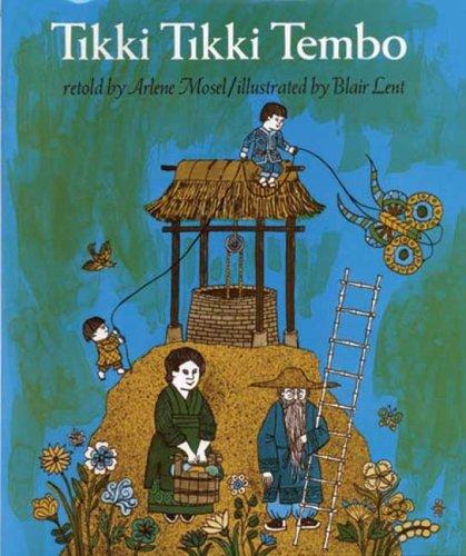 Tikki Tikki Tembo   2008 edition cover