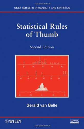 Statistical Rules of Thumb  2nd 2008 edition cover