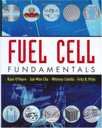 Fuel Cell Fundamentals   2006 edition cover