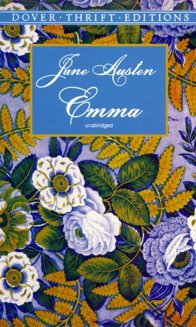 Emma   1999 (Unabridged) 9780486406480 Front Cover