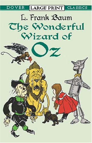 Wonderful Wizard of Oz   2002 9780486422480 Front Cover