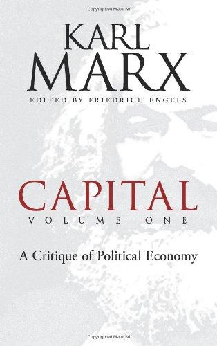 Capital A Critique of Political Economy  2011 edition cover