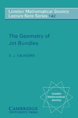 Geometry of Jet Bundles  N/A 9780521369480 Front Cover