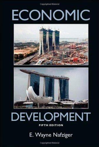 Economic Development  5th 2012 (Revised) edition cover