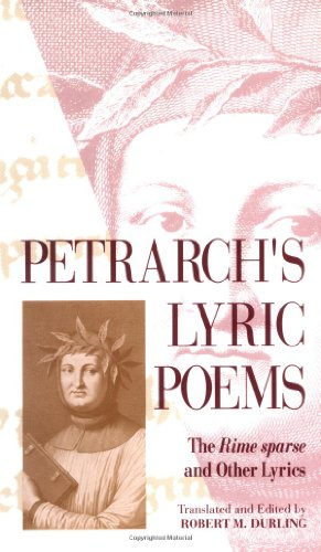 Petrarch's Lyric Poems The Rime Sparse and Other Lyrics  1976 edition cover