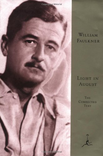Light in August   2002 edition cover