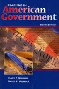 Readings in American Government  8th 2009 (Revised) edition cover