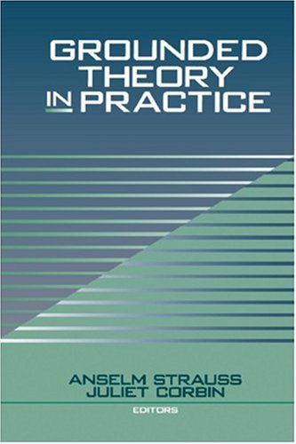 Grounded Theory in Practice   1997 edition cover
