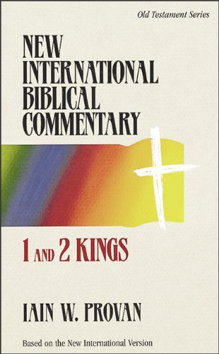 1 and 2 Kings  N/A edition cover