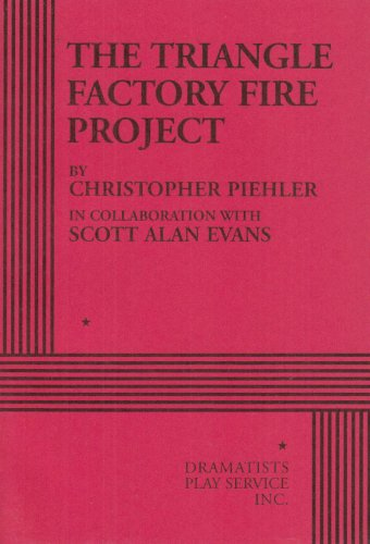 Triangle Factory Fire Project   2005 edition cover