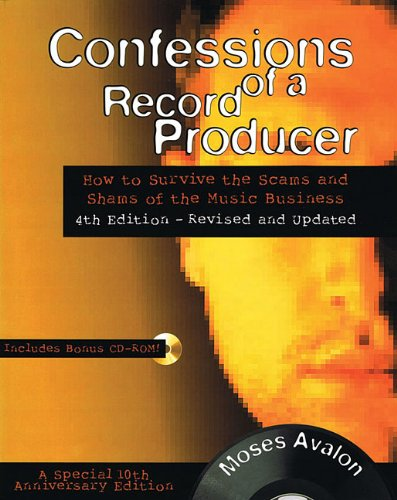 Confessions of a Record Producer  10th 2009 (Revised) edition cover