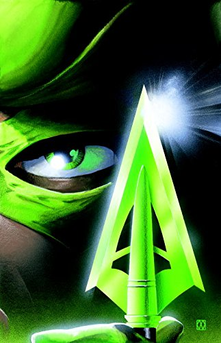 Absolute Green Arrow by Kevin Smith   2015 9781401255480 Front Cover