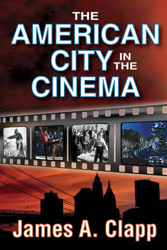 American City in the Cinema   2013 edition cover
