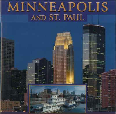 Minneapolis and St. Paul  N/A 9781551109480 Front Cover