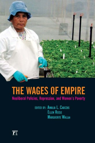 Wages of Empire Neoliberal Policies, Repression, and Women's Poverty  2008 9781594513480 Front Cover