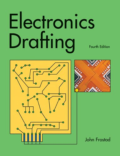 Electronics Drafting  4th 2011 edition cover