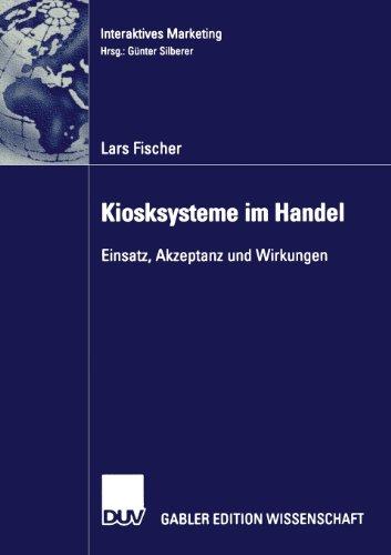 Kiosksysteme Im Handel   2002 9783824476480 Front Cover