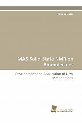 Mas Solid-State Nmr on Biomolecules  N/A 9783838125480 Front Cover