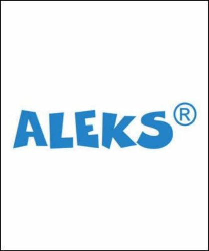 Aleks User's Guide with Two Term Access Code   2000 edition cover