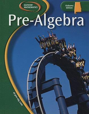 Pre-Algebra (AL)  2004 edition cover