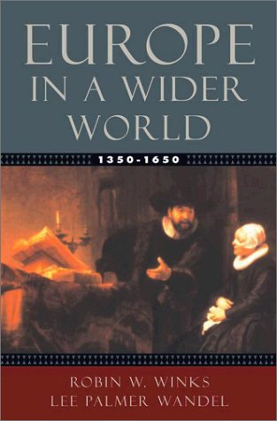 Europe in a Wider World, 1350-1650   2003 edition cover