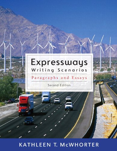 Expressways Writing Scenarios (with MyWritingLab with Pearson eText Student Access Code Card) 2nd 2009 9780205776481 Front Cover