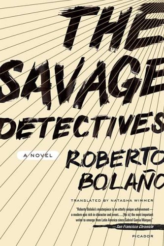 Detectives Salvajes   2008 edition cover