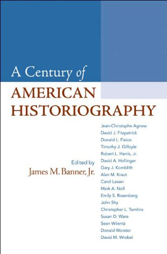 Century of American Historiography  N/A edition cover