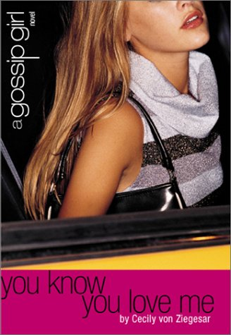 You Know You Love Me   1995 edition cover