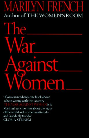 War Against Women   1992 edition cover