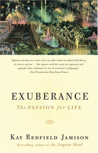 Exuberance The Passion for Life  2005 edition cover