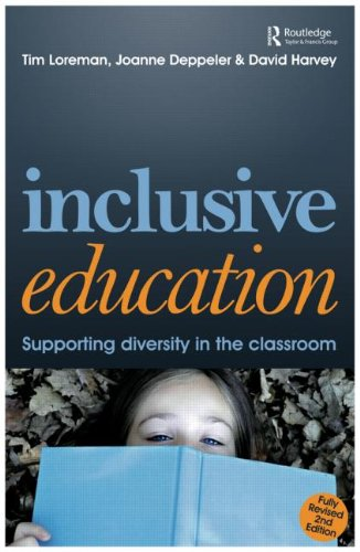 Inclusive Education A Practical Guide to Supporting Diversity in the Classroom 2nd 2011 (Revised) edition cover