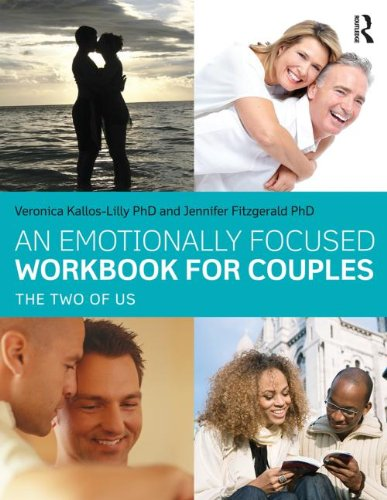 Emotionally Focused Workbook for Couples The Two of Us  2015 edition cover
