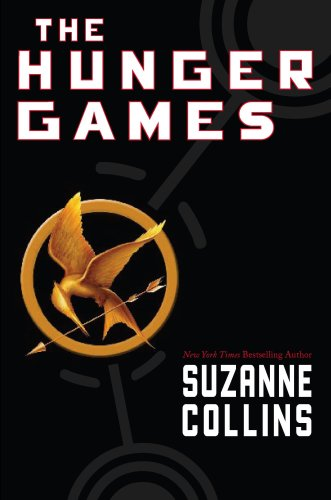 Hunger Games   2008 edition cover